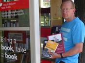libri Lang nella cabina