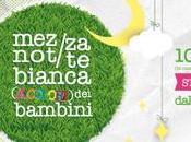 Mezzanotte Bianca Colori bambini: sabato giugno Ancona