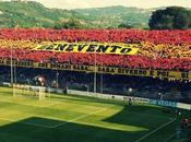 Malevento Benevento serie quando calcio ripulisce campanilismo zotico