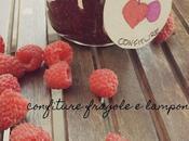 Confettura fragole lamponi