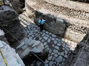 Città Messico, scoperto tempio azteco rotondo