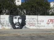 Grazie, Mauro. Murales dedicato Rostagno