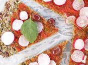 Zucchini pizza carb