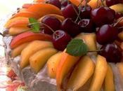 Torta mousse/gelato frutta