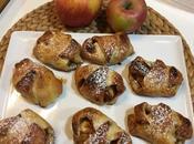 Fagottini sfoglia mele cannella
