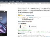 Offertona Amazon: Lenovo Moto (Snapdragon 820) euro venduto spedito Amazon