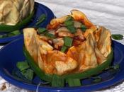 Cestini Lasagne Vegane