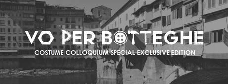 """""""Vo per botteghe"""": un modo diverso di vivere Firenze"""