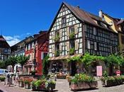 Kaysersberg, Alsazia, Village Préféré Francais 2017