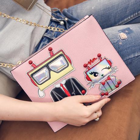 """ll """"nuovo"""" vecchio che avanza, le envelope bags / Ovvero il trend estivo delle borse a busta"""