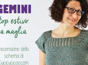 Gemini: schema maglietta ferri reversibile gratis!