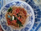 ricetta degli spaghetti ricci mare