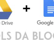 Google Docs Drive, Tools blogger-copywriter