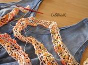 Blog modalità casuale saltuaria Refashion jeans: lavori corso
