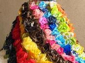 Alla Fabbrica Vapore tornano abiti riciclati Rifiuti d'alta moda