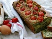 Plumcake Salato Cicoria Saltata