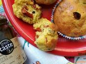 Muffin pomodori secchi olive kalamata