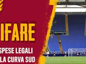 MyROMA Roma Supporters Trust, LIBERI TIFARE Raccolta fondi spese legali contro chiusura della Curva