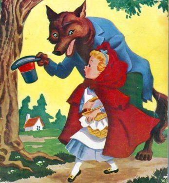 Forte di Gavi- Letture animate: il lupo e la bambina