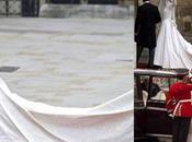 Royal Wedding: Alexander McQueen veste Kate Middleton