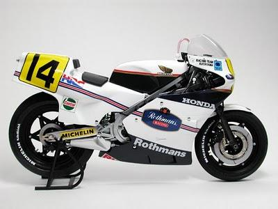 Honda NS 500 T.Katayama 1985 by The uesan's Page