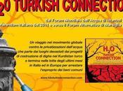 """Giugno. """"H2O TURKISH CONNECTION"""". Giu' mani referendum"""