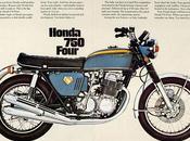 Speciale Honda Four Parte origini mitico