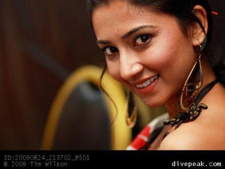 Nafiza Nisha e' Miss Fiji India 2011