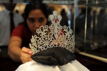Corona di Miss India
