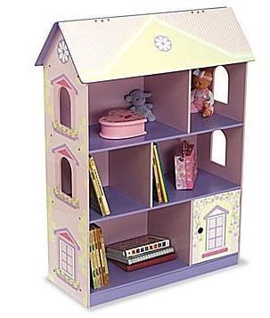 Librerie per bambini paperblog for Casa bambole ikea