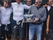 Audi fratelli giacomel vince audi sailing series melges grande feeling dell'equipaggio chiave della vittoria