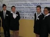 """Istituto alberghiero """"crocetti"""": concorsi internazionali """"donna dina migliori"""" """"luca gabrielli"""""""