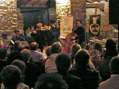 Concerto del primo maggio del Jazz Club Bergamo... quando la tromba di Giovanni Falzone incontra quella di Sergio Orlandi...