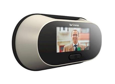 Brinno peephole viewer lo spioncino diventa hi tech for Spioncino brinno