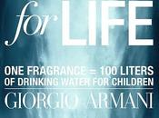 Acqua life Giorgio Armani, perchè l'acqua diritto