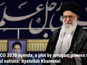 """Khamenei: """"L'agenda Unesco 2030 complotto contro l'Iran"""""""