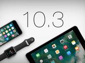 10.3.3 beta Apple rilascia agli sviluppatori
