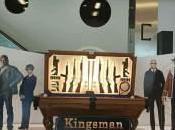 Kingsman Cerchio d'Oro: nuovo look Colin Firth