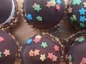 gelato ricoperto cioccolato fondente