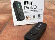 iRIG I/O, nuova interfaccia Multimedia RECENSIONE