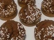 Muffins cioccolato caffè