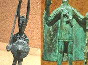 Archeologia della Sardegna. Bronzetti nuragici, serie personaggi, navi, animali oggetti costituiscono rappresentazione fedele modo vivere religiosità popolo sardo vissuto 3000 anni Riflessioni Pierluigi Mo...