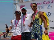 Triathlon Sprint Fiumicino 2017 assoluto categoria