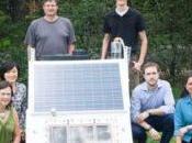 Acqua potabile: nasce l'impianto dissalazione energia solare!