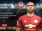 Torneo GRATUITO FIFA17 presso Centro Gargano