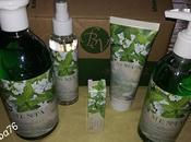 [haul] linea menta bottega verde schede prodotti