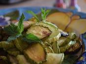 Zucchine forno