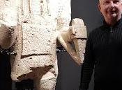 Archeologia. statue giganti Monte Prama, unicum artistico panorama mediterraneo occidentale inquadrabile nella Prima Ferro, circa 3000 anni Decine guerrieri vegliavano sonno defunti necropoli nuragica