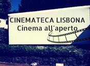 Luglio, cinema all'aperto alla Cinemateca Lisbona