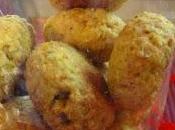 Biscotti salati fiocchi d'avena curcuma